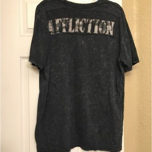 20966e1e Shirts | Mens Vinted Affliction Pristine Tee | Poshmark